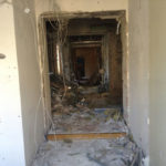 Проведение демонтажа стен (2)