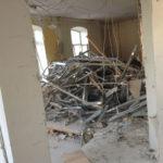 Проведение демонтажа стен (4)