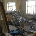 Проведение демонтажа стен (5)