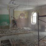 Проведение демонтажа стен (8)