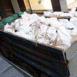 вывоз строительного мусора после демонтажа дома