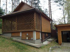 Демонтаж дачных домов в СПб (1)
