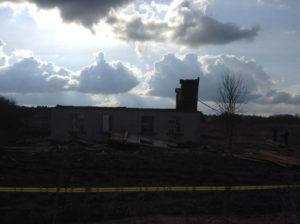 Демонтаж дачных домов в СПб (10)