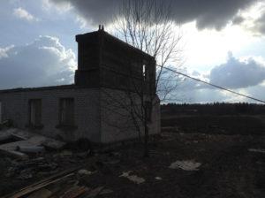Демонтаж дачных домов в СПб (11)