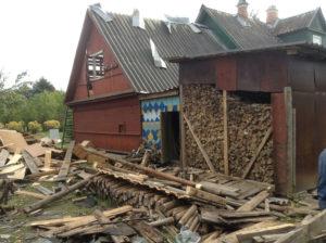 Демонтаж дачных домов в СПб (17)