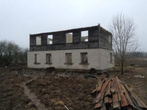 Демонтаж дачных домов в СПб (4)