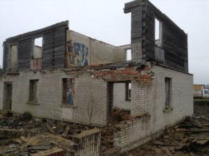Демонтаж дачных домов в СПб (6)