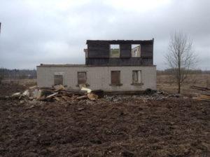 Демонтаж дачных домов в СПб (8)