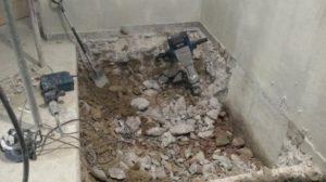 Демонтаж фундамента в СПб (4)