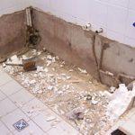 Демонтаж чугунной ванны 3