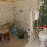 Демонтаж чугунной ванны 4