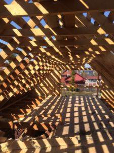 Демонтаж деревянного дома в Зеленогорске 1
