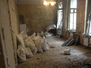 Демонтаж стен 1