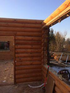 демонтаж деревянных домов 6